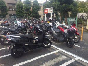 バイク選び